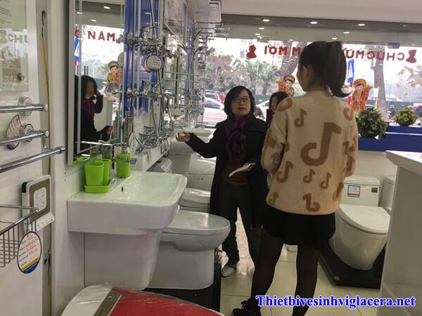 Showroom Viglacera Hai Linh