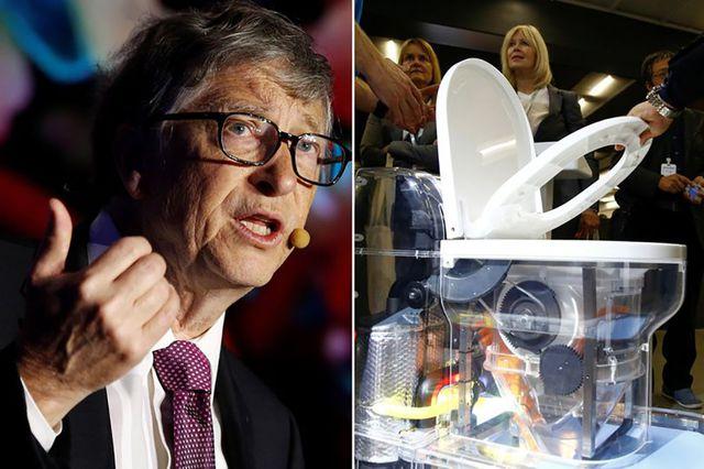 Ty Phu Bill Gates